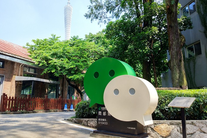 Apple, WeChat Tussle Over Mini Programs - Caixin Global