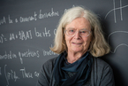 阿贝尔数学奖首现女获奖人 美数学家乌伦贝克获奖