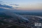 响水化工园爆炸的环境影响:空气和水环境质量有超标