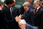 """欧盟同意英国短暂推迟脱欧 但未排除""""无协议脱欧""""风险"""