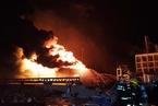 """响水""""3·21""""爆炸事故环境影响:地表水苯类物质超标"""