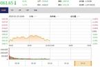 今日午盘:外围冲击A股低开 沪指弱势震荡跌1.37%