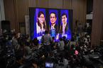 泰国政变后首次大选 亲军方政党总票数暂领先