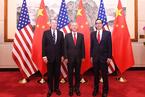 中美經貿磋商就協議文本取得新進展 劉鶴下周赴美續談