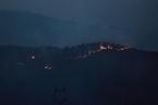 山西沁源森林大火威脅25村莊和煤礦 3800人已撤離