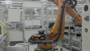 用于制造机器人的机器人