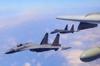 东部战区发言人:海空兵力绕台岛巡航有利于维护台海和平稳定