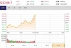 今日午盘:金融、周期股拉升 沪指震荡翻红涨1.11%