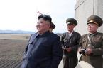 金正恩视察战术武器试射对美施压  或于下周赴俄会普京