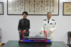 人事观察 海军高层调整 海军陆战队首任政委袁华智任副政委
