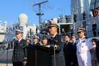 人事观察|明星舰长柏耀平任东部战区海军副司令员