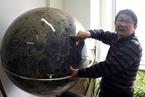 中国科学家证实月幔物质成分 含橄榄石低钙辉石