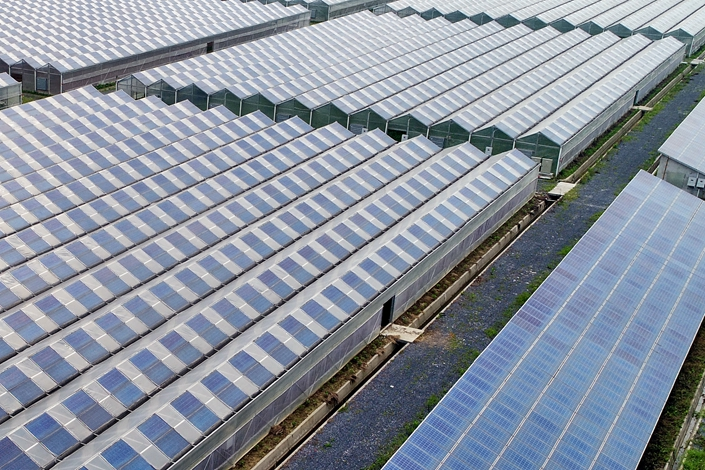Solar Panel Giant Eyes Homecoming on New High-Tech Board
