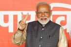 女性投票创新高 印度大选莫迪压倒性获胜
