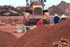 铁矿石期货大涨  破五年高位