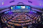 欧洲议会改选传统大党衰落 亲欧疑欧之争白热化
