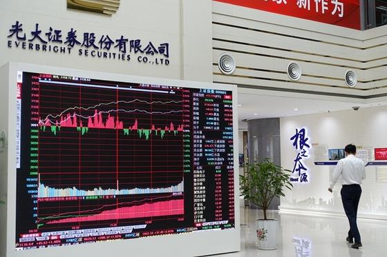 China everbright securities hk ltd