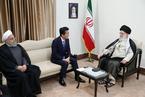 伊朗领袖通过安倍放话:不制造不拥有也不使用核武