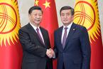 习近平会见吉国总统:不敢有丝毫自满,但怀有无比自信