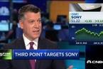 【华尔街原声】对冲基金第三点向索尼施压 要求剥离半导体业务