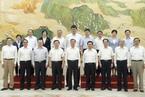 汪洋接见全国政协中非友好小组成员