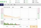 今日午盤:農業股獨自飄紅 大盤放量跳水跌逾2%
