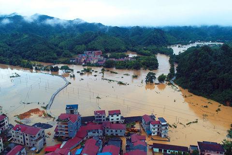 地方各級行政首長防汛抗旱中造成重大災害將被追責