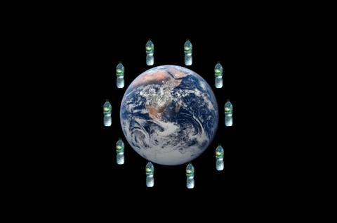 可绕地球10圈的塑料垃圾