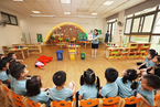 北上广扩增幼儿园学位各出招 广州缘何压力最大?