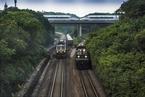 """""""公转铁""""助推 上半年全国铁路货运量同比增超5%"""