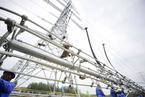 上半年全国电网工程投资同比下降20%