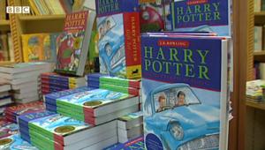 这本《哈利·波特与魔法石》竟卖了三万多美元