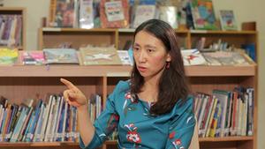 李一诺:真正的国际化不在于英语学得好