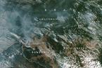 """""""地球之肺""""亚马逊发生森林大火 烟雾覆盖半个巴西"""