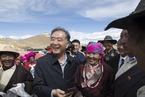 汪洋:高质量打赢西藏脱贫攻坚战