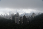 香港楼市风雨飘摇