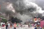 印尼东部巴布亚骚乱未歇 政府在当地断网控制事态