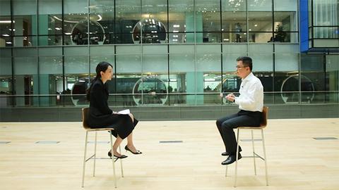 【新能源车·观点】北汽新能源连庆锋:汽车智能化,难!