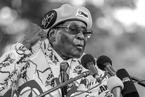 津巴布韦前总统穆加贝病逝 距遭遇政变被迫下台未足两年