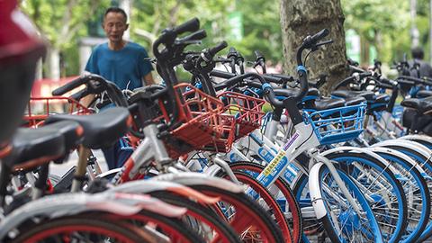 【财新时间·新经济】共享单车未死