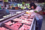 """冻猪肉""""救场"""" 广州两节前打九折投放1600吨"""
