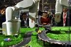 中国工业机器人市场疲软 不影响ABB上海新工厂年产目标