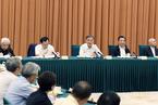 全国政协召开历届委员代表座谈会