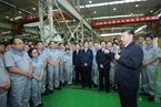 习近平:一定要把制造业搞上去