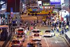 """香港核心商区现""""空铺潮"""" 铜锣湾商铺空置率升至近10%"""