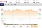 今日收盘:大消费板块领涨 沪指宽幅震荡涨0.25%