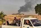 土耳其不顾众议再次出兵叙利亚北部 埃尔多安盘算为何