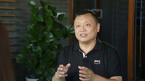 【财新时间·新经济预言】张侠:企业上云最多能节省70%的成本