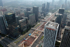 深圳写字楼租金连跌五个季度 港资投资意愿上升