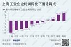 【数据图解】前八月上海工业企业利润同比下滑近两成